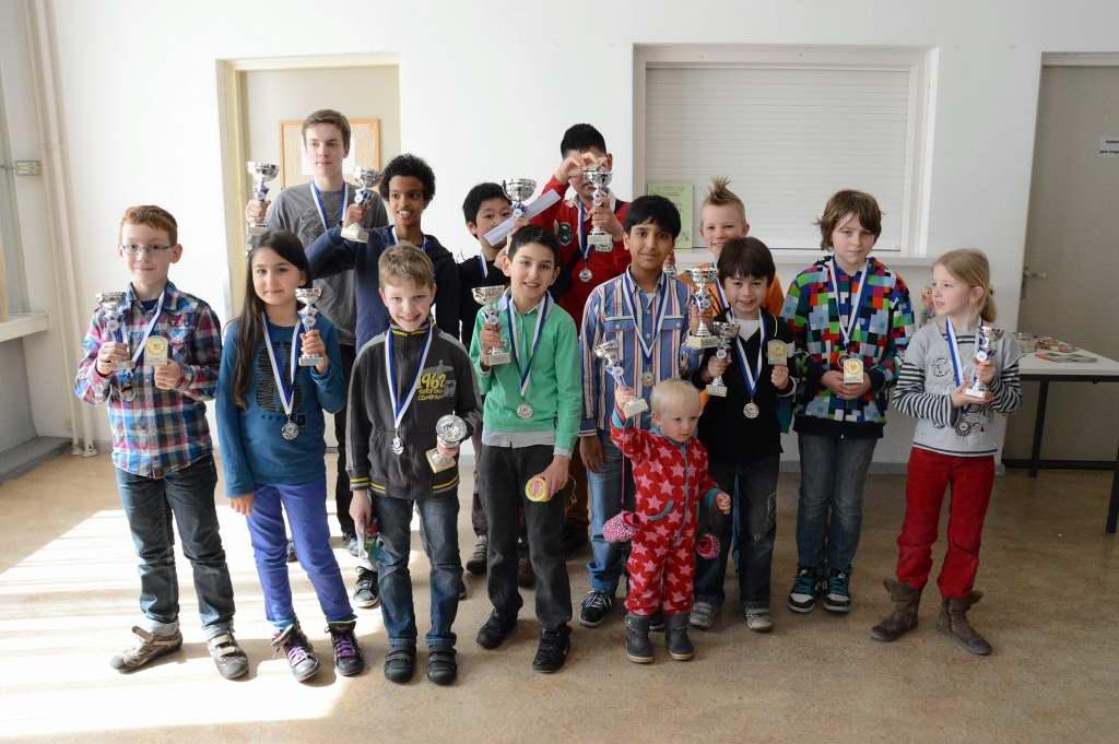 Eindhoven Cup Winnaars 1213